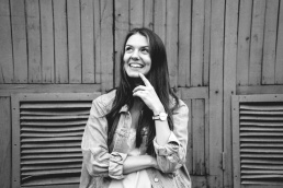 Дарья Ухарцева — основатель студии CGOK, главный визуализатор.