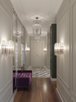 Визуализация интерьера квартиры для молодой семьи